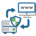 secure website backups